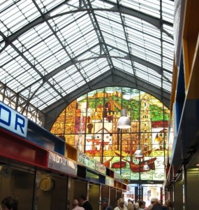Mercado Central de Málaga