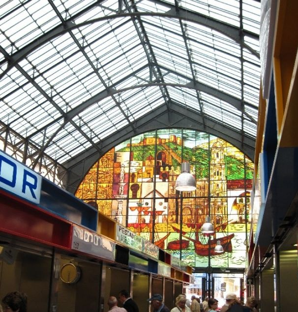 Mercado Central de Málaga