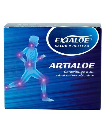Artialoe, protector articular, contribuye a la salud osteoarticular