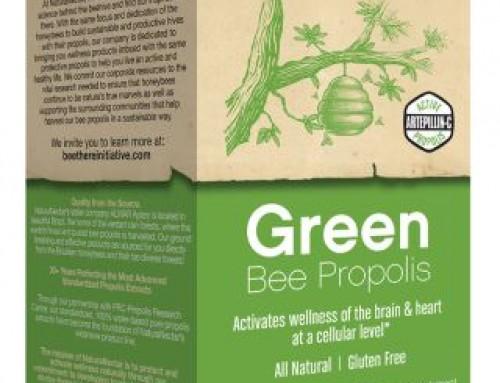 Propoleo Bee verde (ENERBILLIN-G 60 cap)