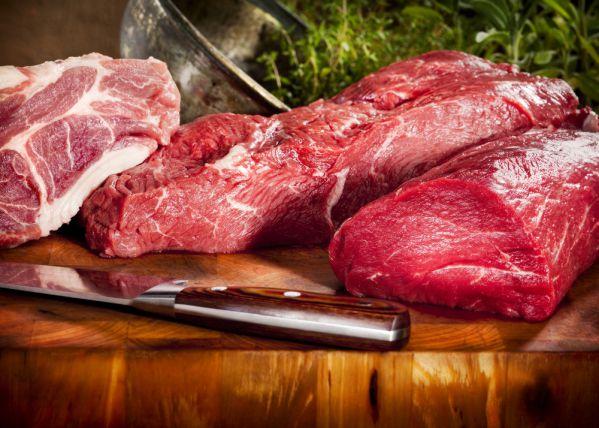 Recomendaciones de salud, Carne roja, cancer colon, pancreas y prostata