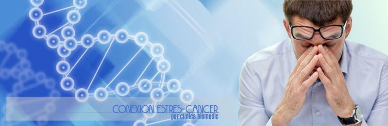 estres y cancer, relacion, factores y causas