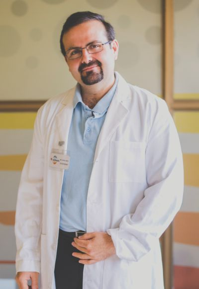 Psicoterapeuta David Lopez de Clinica Biomedic Málaga
