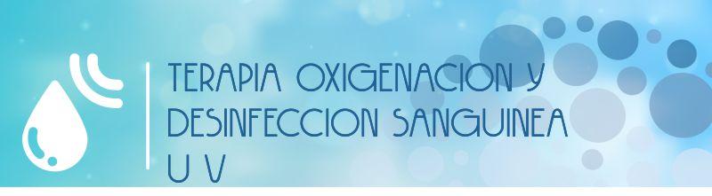 medicina integrativa, oxigenacion, desinfeccion sangre