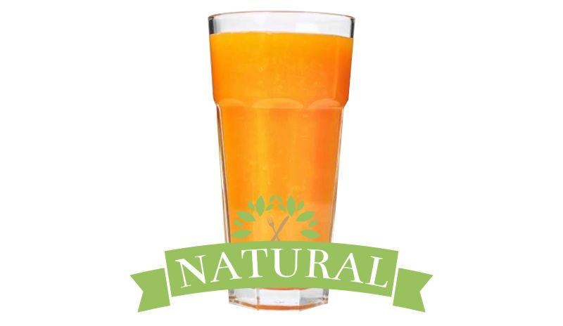 Recetas saludables, zumo digestivo, dieta sana