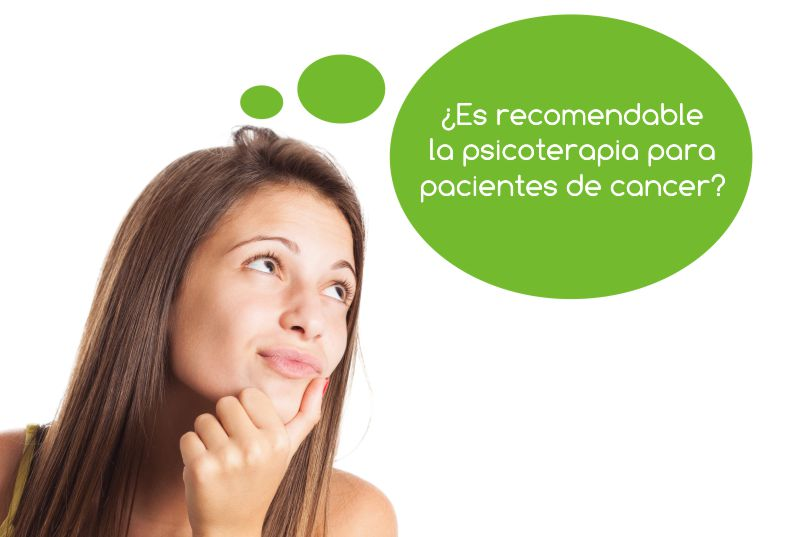 psicoterapia, cancer