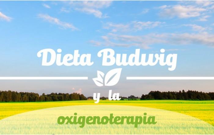 dieta Budwig, oxigenoterapia