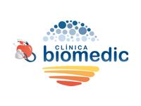 Clinica Biomedic, medicina integrativa, medicina regenerativa y medicina estetica Logo