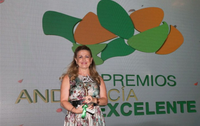 Premio Andalucia Excelente 2018