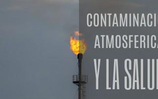 Contaminación atmosférica salud